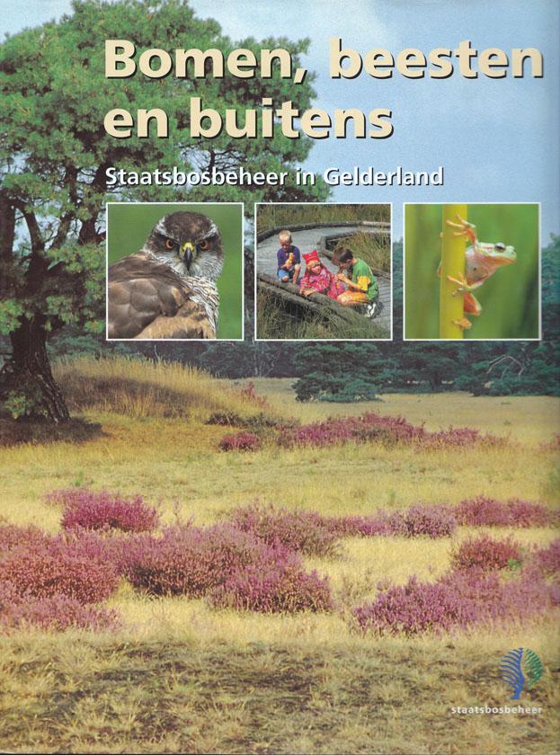 Cover van het boek Bomen, Beesten en Buitens