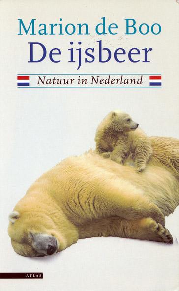 Cover van het boek De ijsbeer