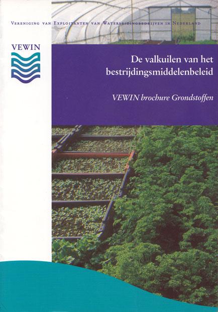 Cover van het boek De valkuilen van het bestrijdingsmiddelenbeleid