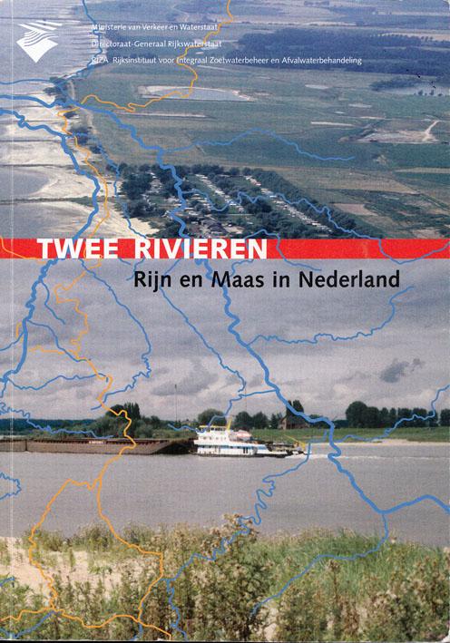 Cover van het boek Twee rivieren