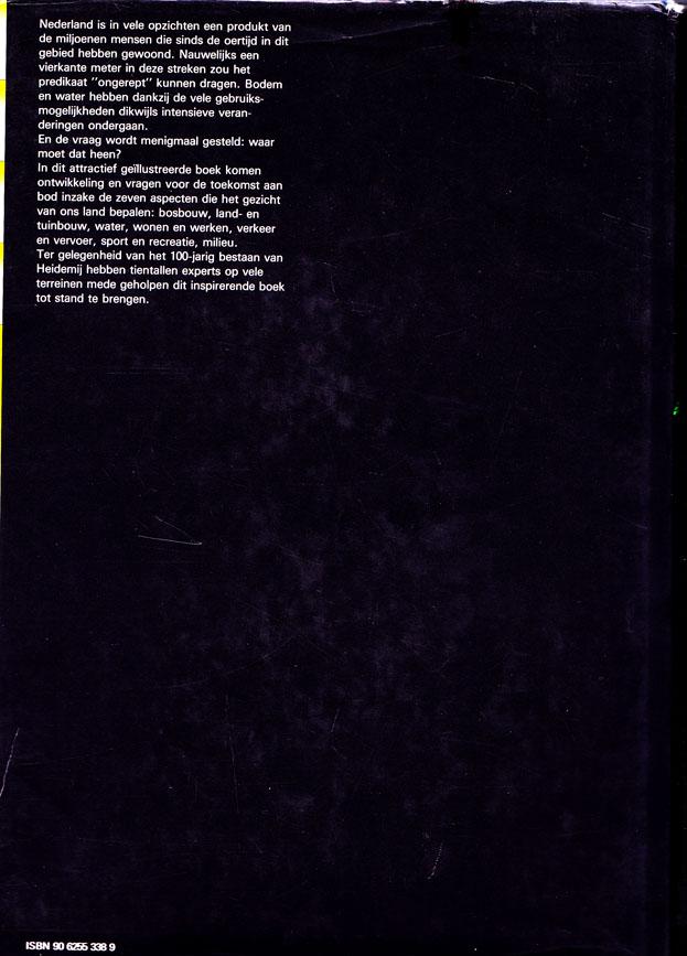 Achterkant van het boek Voeten in de aarde