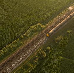 ProRail, TU Delft en NWO bundelden hun kennis om het spoor zo goed mogelijk bestand te maken tegen storingen