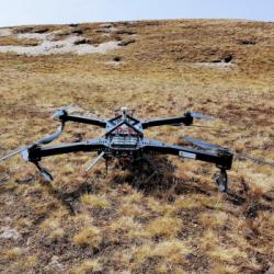 Wetenschappers filmen en fotograferen de aarde voortdurend om landbouwgronden, bossen en natuurgebieden te monitoren.